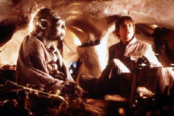 Star Wars : Episode V - L'Empire contre-attaque : Photo Irvin Kershner, Mark Hamill