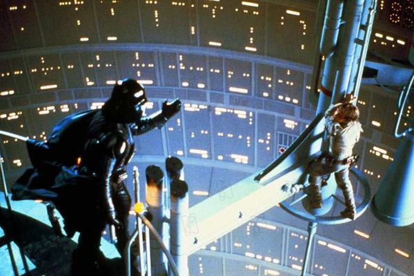 Star Wars : Episode V - L'Empire contre-attaque : Photo David Prowse, Irvin Kershner, Mark Hamill