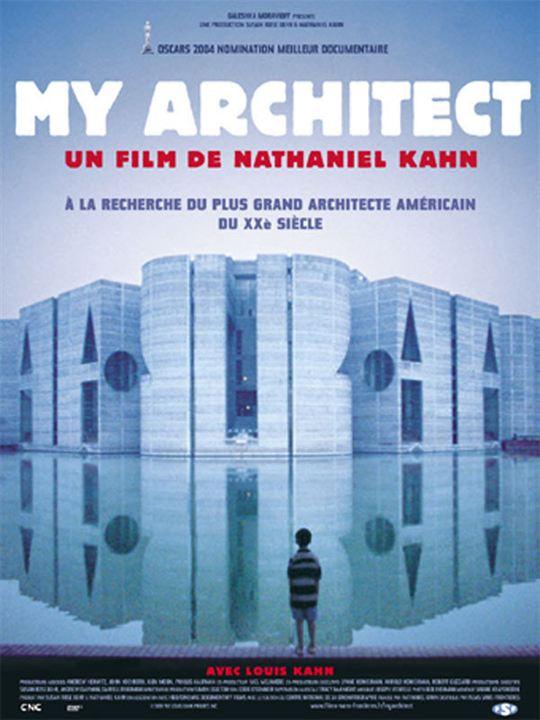 My architect : Affiche Nathaniel Kahn