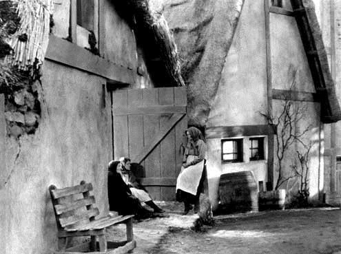 L'Aurore : Photo F. W. Murnau
