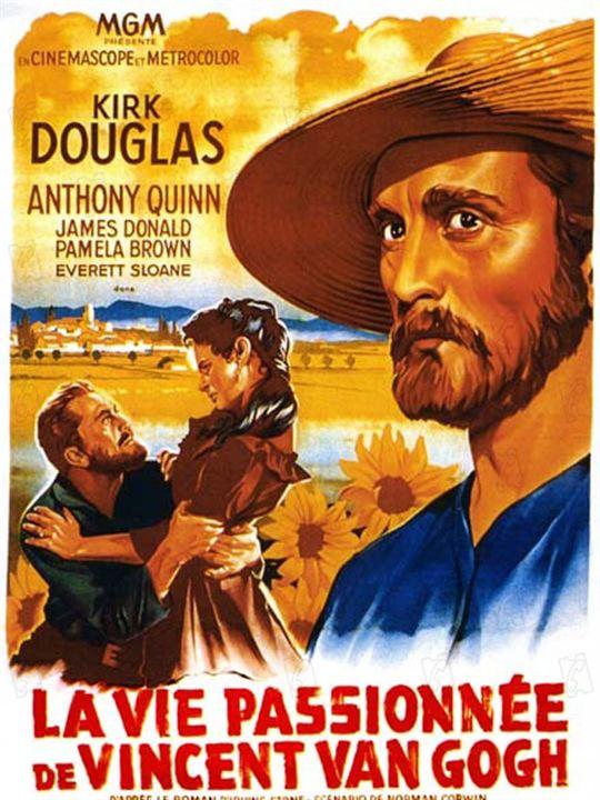 Affiche du film La Vie passionnée de Vincent