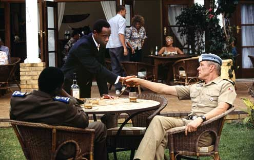 Hotel Rwanda : Photo Don Cheadle, Nick Nolte