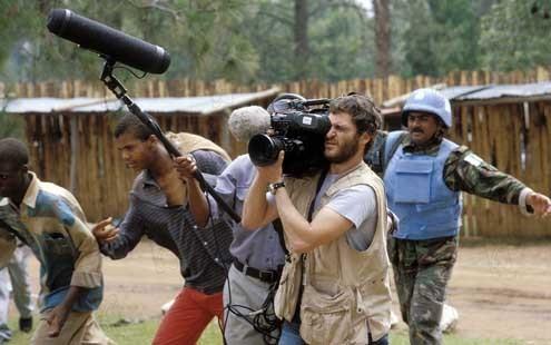 Hotel Rwanda : Photo Joaquin Phoenix, Terry George
