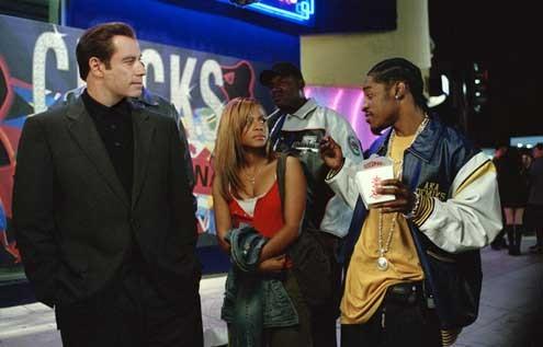 Be Cool : Photo André Benjamin, Christina Milian, John Travolta