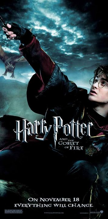 Affiche du film harry potter et la coupe de feu affiche 12 sur 26 allocin - Harry potter la coupe de feu film ...