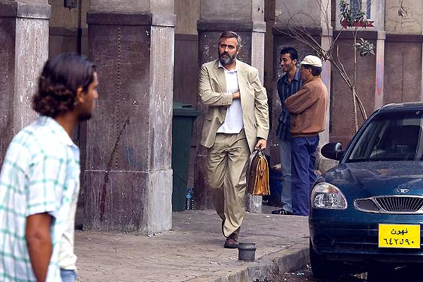 Syriana : Photo George Clooney, Stephen Gaghan
