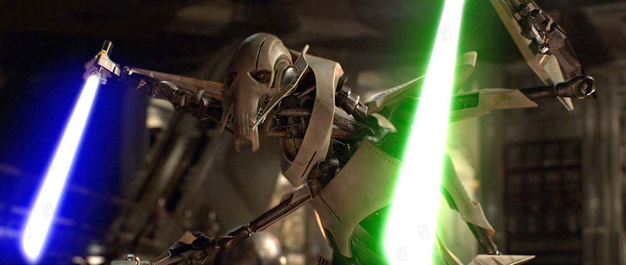 Star Wars : Episode III - La Revanche des Sith : Photo Matthew Wood