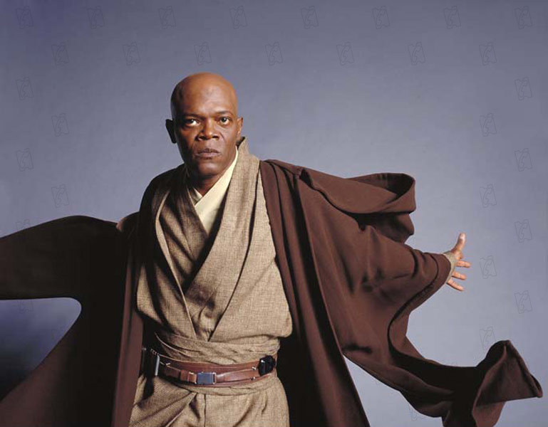 Star Wars : Episode III - La Revanche des Sith : Photo Samuel L. Jackson