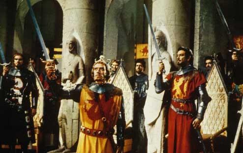 Photo du film les chevaliers de la table ronde photo 2 - Recherche sur les chevaliers de la table ronde ...
