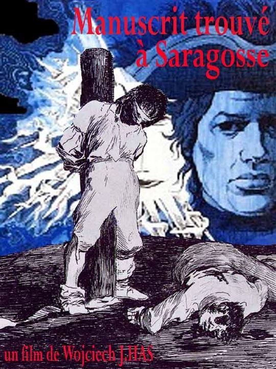 Le Manuscrit trouvé à Saragosse : Affiche Wojciech Has