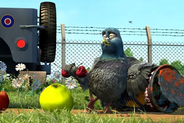 Photo du film vaillant pigeon de combat photo 13 sur 20 allocin - Pigeon de combat ...