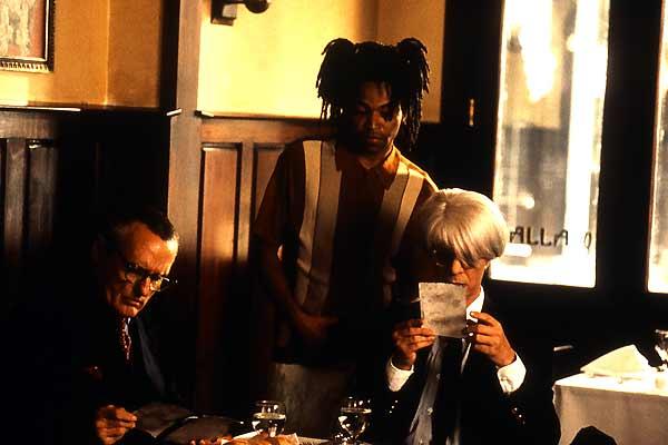 Basquiat : Photo David Bowie, Dennis Hopper, Jeffrey Wright