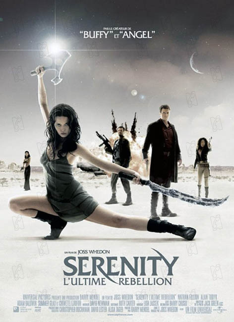 Serenity : l'ultime rébellion : Photo Joss Whedon