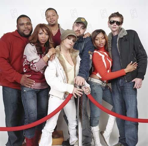 Hustle & Flow : Photo Anthony Anderson, DJ Qualls, Elise Neal, Taraji P. Henson, Taryn Manning