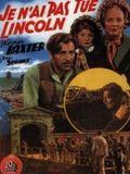 Je n'ai pas tué Lincoln : Affiche