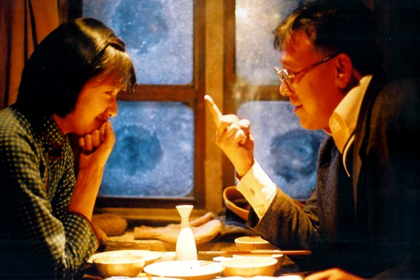 Letter from an unknown woman : Photo Jiang Wen, Jinglei Xu