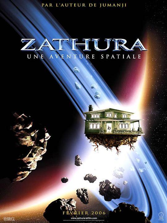 Zathura : une aventure spatiale : Affiche