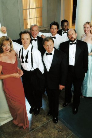 À la Maison blanche : Photo Allison Janney, Bradley Whitford, Dule Hill, Janel Moloney, John Spencer