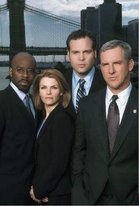 New York Section Criminelle : Photo Courtney B. Vance, Jamey Sheridan, Kathryn Erbe, Vincent D'Onofrio