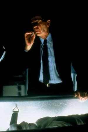 X-Files : Photo William B. Davis
