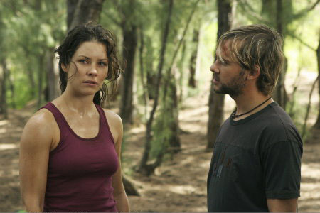 Lost, les disparus : Photo Dominic Monaghan, Evangeline Lilly