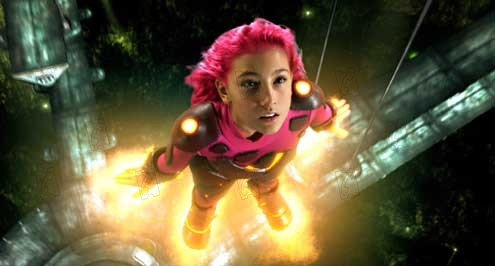 Les Aventures de Shark Boy et Lava Girl : Photo Robert Rodriguez, Taylor Dooley