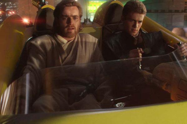 Star Wars : Episode II - L'Attaque des clones : Photo Ewan McGregor, Hayden Christensen