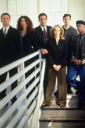 Profiler : Photo Ally Walker, Julian McMahon, Michael Whaley, Peter Frechette, Robert Davi