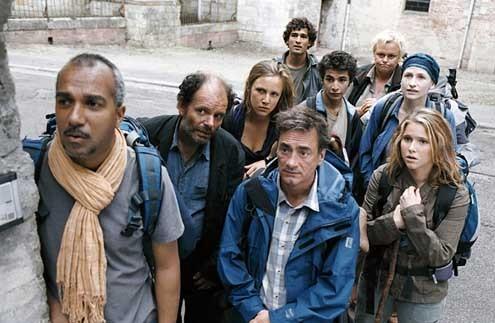 Saint-Jacques... La Mecque : Photo Artus de Penguern, Coline Serreau, Jean-Pierre Darroussin, Muriel Robin, Pascal Légitimus