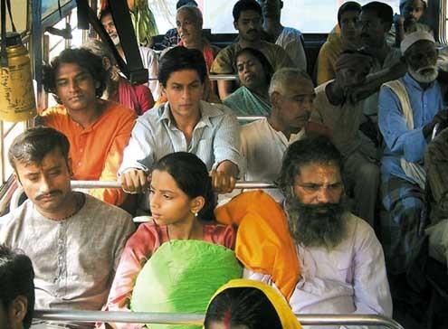 Swades : nous, le peuple : Photo Ashutosh Gowariker, Shah Rukh Khan