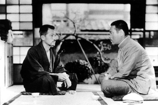 Il était un père : Photo Yasujirô Ozu