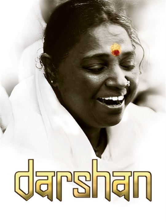 Darshan - l'étreinte : affiche Jan Kounen