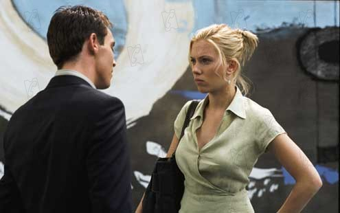Match Point : Photo Jonathan Rhys-Meyers, Scarlett Johansson