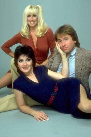Three's Company : Photo John Ritter, Joyce DeWitt, Suzanne Somers