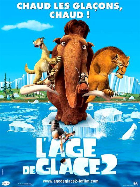 Affiche du film l 39 ge de glace 2 affiche 1 sur 4 allocin - Saint de glace 2018 ...
