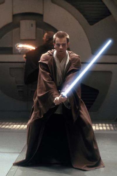 Star Wars : Episode I - La Menace fantôme : Photo Ewan McGregor, Liam Neeson