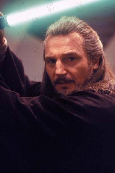 Star Wars : Episode I - La Menace fantôme : Photo Liam Neeson