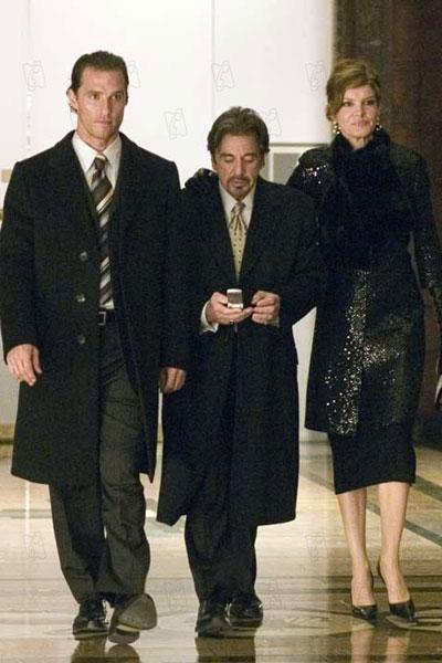 Two for the Money : Photo Al Pacino, Matthew McConaughey, Rene Russo