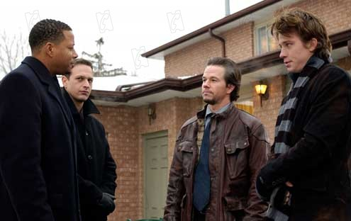 Quatre frères : Photo Garrett Hedlund, John Singleton, Josh Charles, Mark Wahlberg, Terrence Howard