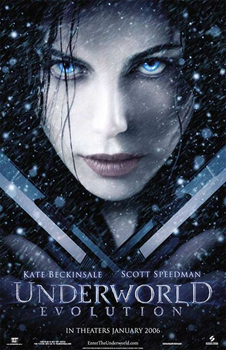 Underworld 2 - Evolution : Affiche