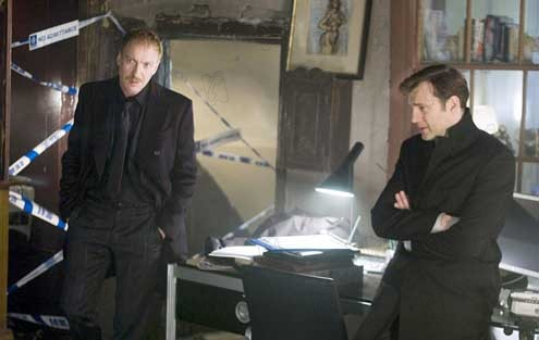 Basic instinct 2 : Photo David Morrissey, David Thewlis, Michael Caton-Jones
