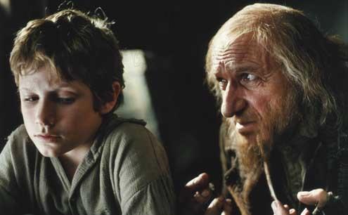 Oliver Twist : Photo Barney Clark, Ben Kingsley