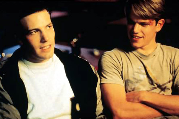Will Hunting : Photo Ben Affleck, Gus Van Sant, Matt Damon