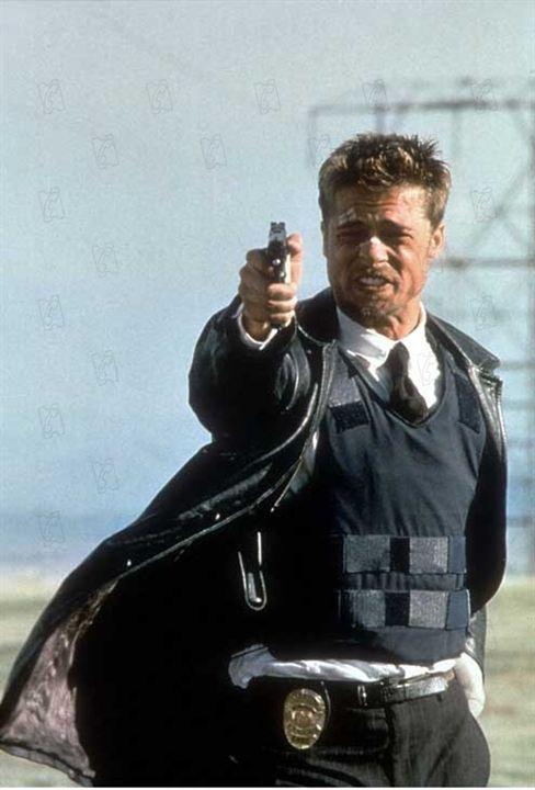 Seven : Photo Brad Pitt