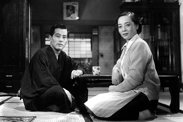 Eté précoce : Photo Yasujirô Ozu