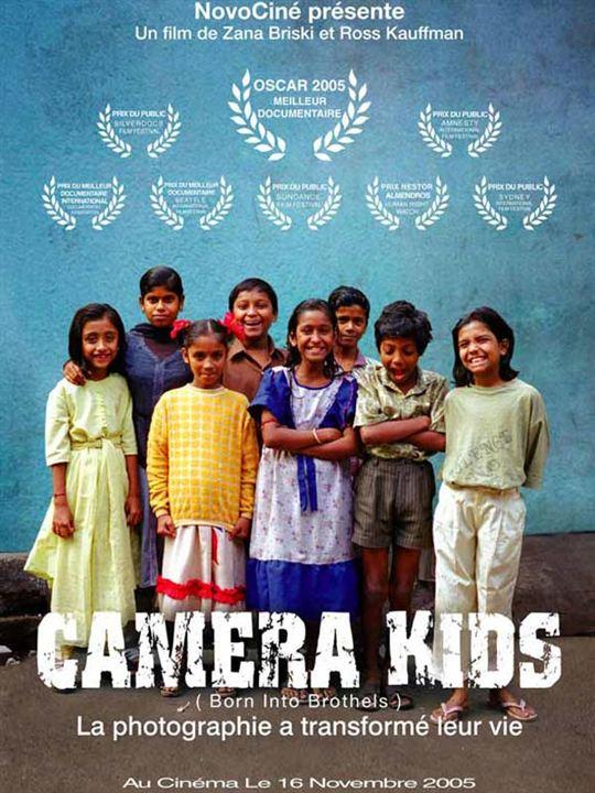 Camera kids : Affiche Ross Kauffman, Zana Briski