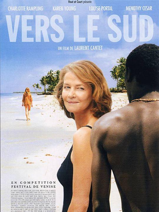 Vers le sud : Affiche Laurent Cantet