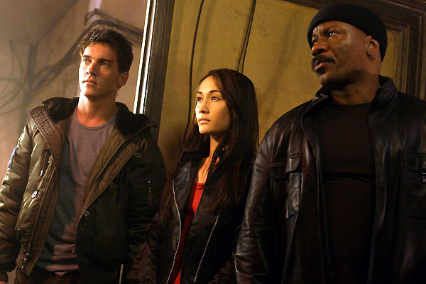 Mission: Impossible III : Photo Jonathan Rhys-Meyers, Maggie Q, Ving Rhames