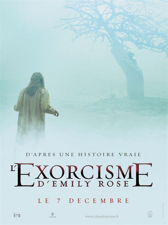 L'Exorcisme d'Emily Rose : Affiche Scott Derrickson