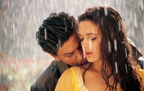 Veer-Zaara : Photo Preity Zinta, Shah Rukh Khan, Yash Chopra